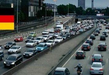 Pour conduire une voiture en Allemagne – est rentable ou non?