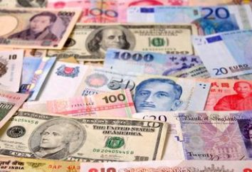 Quel est l'argent, d'où ils venaient et quelle est la moins chère monnaie dans le monde?
