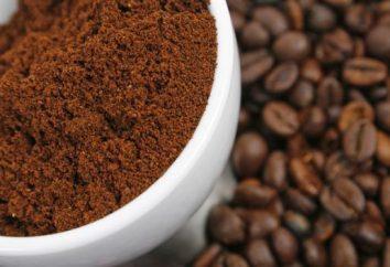 Machen Sie ein Peeling Kaffee Cellulite zu Hause