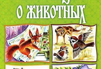 Histórias sobre as travessuras de animais: as obras dos melhores autores