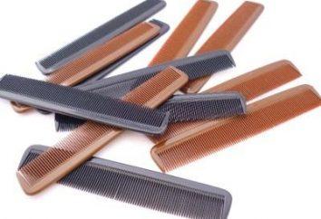 Pettini per capelli: brillantezza e la forza di pettinatura