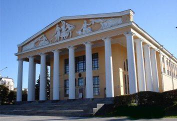 Chuvash teatrze dramatycznym. KV Iwanow: wszystkich instytucji kultury. Repertuar trupy, adres