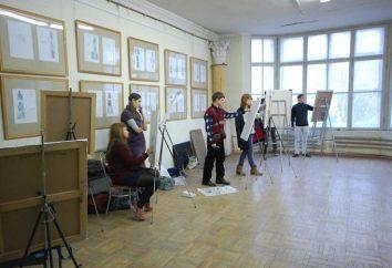 Stroganov Szkoła w Moskwie – jedna z najlepszych szkół artystycznych w kraju