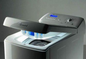 máquina de lavar roupa Ardo: revisão de modelos, características, vantagens