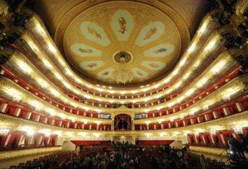 Teatr Bolszoj, gdzie? Historia Teatru Bolszoj