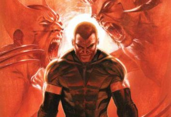 "Viktor Krid, Sabretooth ( ""Marvel Comics""): photo, biographie"
