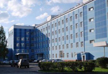Droga Jekaterynburg szpital: opis działalności