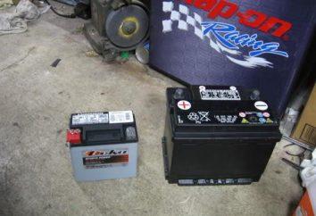 batterie al gel per auto: recensioni. Come sono batterie al gel per auto