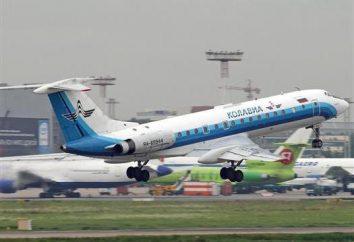 Kogalymavia Airlines: comentários de funcionários e passageiros