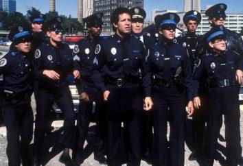 Komödie über die Polizei: Kriminalität, aufgepasst! Vielmehr sehen sie!