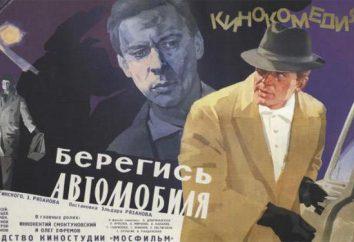 Yuri Detochkin – Robin Gud da era soviética
