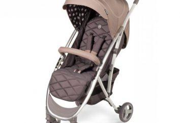 Wózek Happy Baby Eleganzza: przeczytaj opis