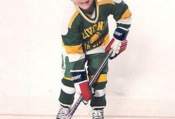 jugador de hockey Ryan Kesler: biografía, trayectoria deportiva, la vida personal