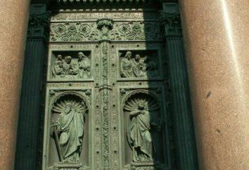 Types et tailles de portes