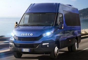 """camion """"Iveco"""". I modelli della serie di base"""