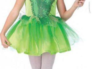 Comment créer un costume Tinkerbell avec vos mains?