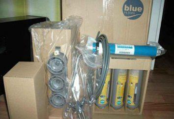 Bluefilters – divorce ou non? Avis sur les filtres pour Bluefilters d'eau
