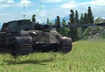"""""""Tiger-2"""". Hyde. Mostro corazzato carro armato tedesco"""
