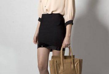 Od czego nosić obcisłe spódnice? Modne ubrania dla kobiet