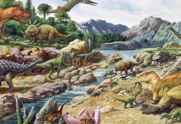 dinosaure du Jurassique et d'autres animaux du Jurassique. Monde jurassique (Photos)