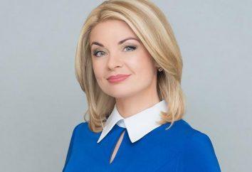 Elena Mikhailovskaya – prowadząca z Białorusi