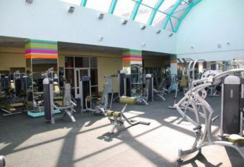 """Fitnesscenter """"Sport Quarter"""" Izhevsk"""