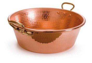 Verformbarkeit von Kupfer. Eigenschaften von Kupfer