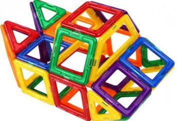 Construtor magnético: revisões dos modelos mais comuns