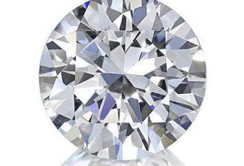 Regeln für die Auswahl von Schmuck: Wie wie viele in den üblichen Diamanten Karat bestimmen? 1 Karat – ist, wie viel Gramm?