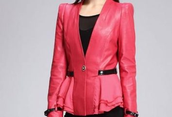 Veste de femmes à la mode pour l'automne