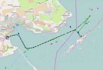 Traghetto per Crimea: recensioni e foto