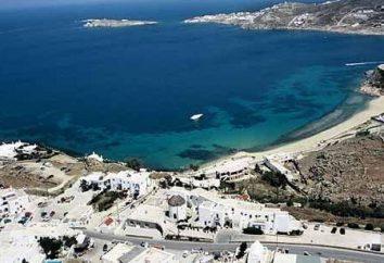 święto młodzieży w Grecji na wyspie Mykonos