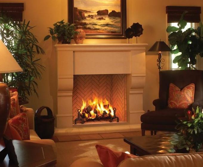 Chimenea decorativa con las manos gu a paso a paso - Fuego decorativo para chimeneas ...
