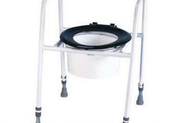 WC per disabili: le caratteristiche tecniche della sedia-WC