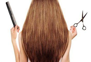 """""""Fox coda"""" – acconciatura per medie e capelli lunghi."""