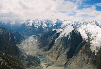Kirgistanu góry: opis, historia i ciekawostki