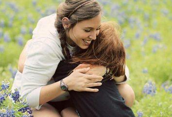Atualizações sobre sua irmã com um sentido de: declarações para redes sociais