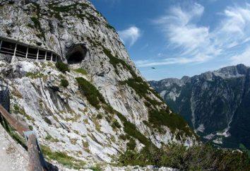 Eisriesenwelt – una grotta di una fiaba invernale