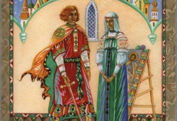 « Le conte de Pierre et Fevronia »: une analyse. Caractéristiques de Pierre et Fevronia