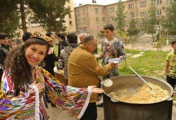 feriados nacionais no Uzbequistão