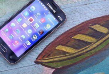 """Teléfono inteligente """"Samsung Mini J1"""": revisión de los propietarios, las características técnicas y características"""
