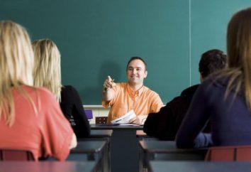 Educación: aprender metas, objetivos, principios