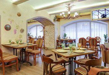 ristoranti economici a Mosca: recensione, voto, descrizione, menù e recensioni