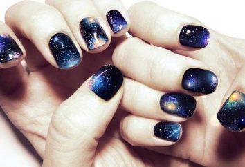 """Space"", come una manicure fatta in casa?"