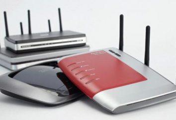 Router ocena dla domu lub mieszkania