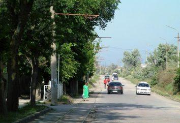 Onde ir para a Criméia com as crianças? Escolher um lugar para relaxar