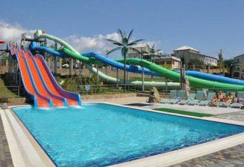"""""""Koktebel"""" – ein Wasserpark für Kinder und Erwachsene (Krim)"""