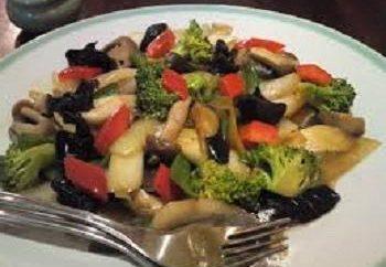 Os mais deliciosos legumes salteados