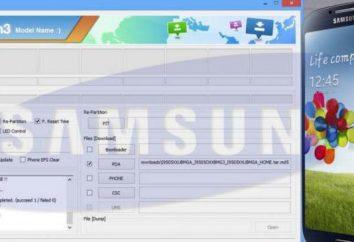 """Oprogramowania przez Odyna. Instrukcje flashowanie """"Samsung"""" przez Odyna"""
