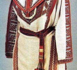 Tradycyjny strój Mari (foto)